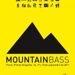 Flyer / Pegatina Mountainbass III - 2011